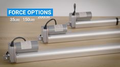 Firgelli Linear Actuators range from to in 35 lb, 150 lbs and 200 lbs force, Built-in limit switches or Water and dust resistant Technology Lessons, Computer Technology, Energy Technology, Mechanical Design, Mechanical Engineering, Balancing Robot, Diy Caravan, Shipping Container Design, Racing Car Design