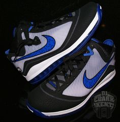 "Nike Air Max LeBron VII NFW ""Heroes"" Pack.....Dedicated to Anfernee ""Penny"" Hardaway."