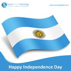 Wishing Everyone in #Argentina, A Very Happy #Independenceday.