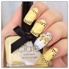 we tend to arrange to share one hundred twenty-five endearing bow nail styles with you in today's post. you can see Beautiful Bow Nail Fancy Nails, Cute Nails, Pretty Nails, Orange Nail Polish, Yellow Nails, Joy Nails, Beauty Nails, Fabulous Nails, Perfect Nails