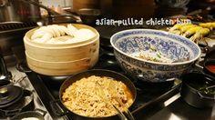 Grand Hyatt Singapore – Mini Food Series (Part Chicken Buns, Pulled Chicken, Grand Hyatt, Mini Foods, My Recipes, Singapore, Asian, Facebook, Shredded Chicken