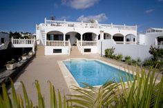 6 bedroom Villa  in Playa Blanca, Lanzarote #Canary Islands @Travelopo