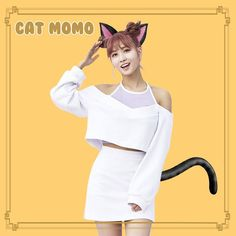 CAT MOMO :3 .. Do you want her to be your pet? :3 .. Made with  for  @twicetagram #MOMO .. Follow for more TWICE edits. .. #TWICE #ONCE #CheerUp #TT #KnockKnock #Signal #JYP #Kpop #Pop #KoreanPop #Sing #Cute #Lovely #Love #Momo #Sana #Nayeon #Mina #Tzuyu #Jeongyeon #Jihyo #Dahyun #Chaeyoung