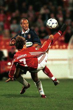Karel Poborský contra Braga