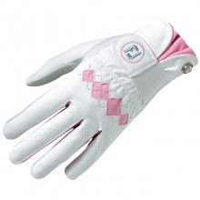 Ladies Golf Glove   http://www.golfing-lady.com/footjoy-attitudes-ladies-golf-glove-2012-white-pink/