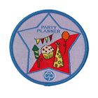Guide Party Planner Badge - 2013 onwards