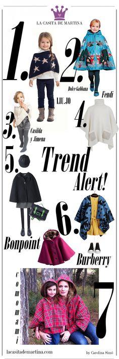 Sarah Jessica Parker ♥ El PONCHO personalizado de BURBERRY que toda mamá quiere tener ♥ : ♥ La casita de Martina ♥ Blog de Moda Infantil, Moda Bebé, Moda Premamá & Fashion Moms