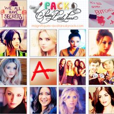 I love Pretty Little Liars - Google+