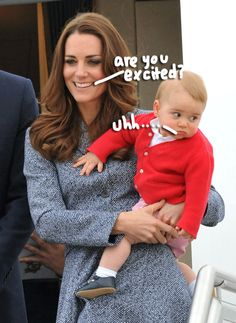 Is Prince George Ready To Be A Big Brother? Find Out How Kate Middleton Is Preparing Him For The Next Royal Baby HERE!