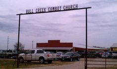 Cowboy Church. It's the real deal