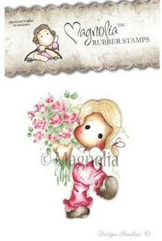 New Lost & Found Collection - The Rubber Buggy  - Magnolia Stamps - FOR YOU TILDA - Lost