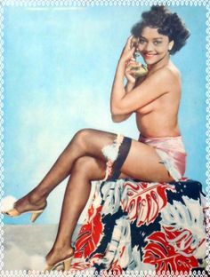 Opinion already vintage ebony pinups