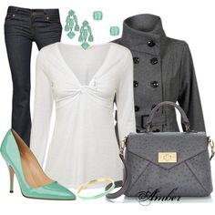 jacket, mint green, shirts, outfit, accessories, shoe, kate spade, coat, spade accessori