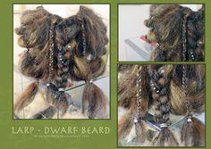 Dwarf Beard - the ladies will love it by ~shinshiphen on deviantART