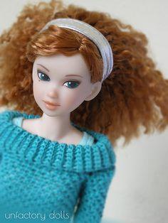 Ginger Leo unfactory dolls