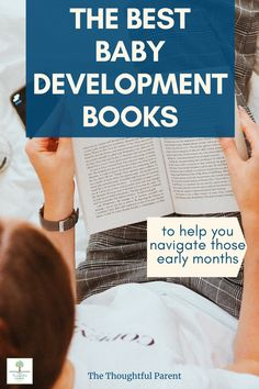 The best books for parents to help them understand their baby and child development. #newparents #booksforparents #babies #parentingbooks Best Parenting Books, Real Moms, Postpartum Care, Baby Development, New Parents, Good Books, Insight, Advice, Babies