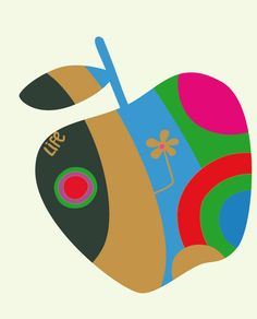 Fruit - Kari Modén Illustration