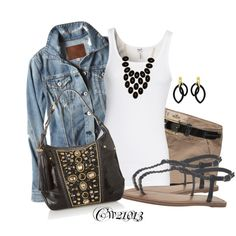 """""""Untitled #1112"""" by cw21013 on Polyvore"""