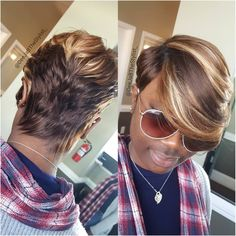 27 piece quick weave with mixed color pops to die for. . . . . . . . . . #atlstylist #atlmua #mua #thecutlife #boblife