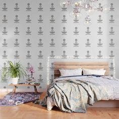 Lit Wallpaper, Animal Wallpaper, Peel And Stick Wallpaper, Wallpaper Patterns, Pineapple Wallpaper, Flower Line Drawings, Baby Zebra, Black And White Wallpaper, Three Floor