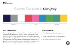 Cladwell capsule wardrobe Clear Spring
