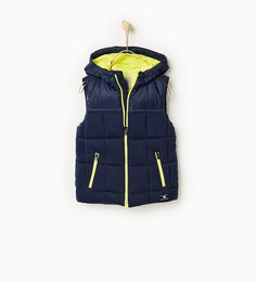 Sporty collection gilet