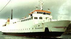 MF Vardenes Boat, Ship, Dinghy, Boats, Ships