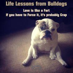 (4) Baggy Bulldogs
