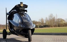 Now YOU can own a Pal-V One flying car - but it'll set you back a staggering $295,000