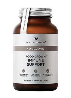 Wild Nutrition Food Grown Immune Support - Wild Nutrition