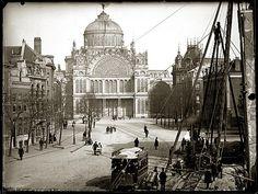 Amsterdam 1892, foto: Jacob Olie
