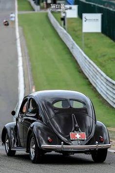split oval #VW #Fusca #Beetle