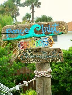 Beach Bar Signs | beach signs