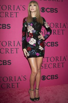 Taylor Swift-Photocall Victoria's Secret 2013