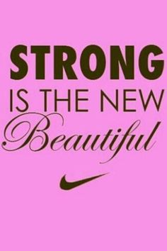 Daddy is a true believer of these words. You are strong, and you are beautiful. The best of both worlds. xo
