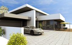 Modernes Designhaus Bad Soden