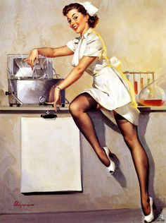 Gil Elvgren Pin Up 34 Art For Sale At Toperfect Gallery Buy The Gil Elvgren Pin Up 34 Oil Painting In Factory Price