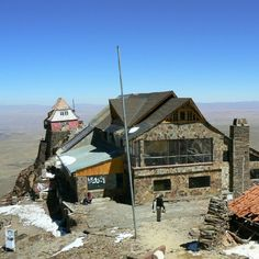 Chacaltaya in #Bolivia #mountain #ski #snow #travel #tour