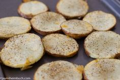Ingredients    1 large Russet potato   1 tbsp extra virgin olive oil   1 medium yellow onion, diced   1/2 small green bell pepper, diced   2 medium button or crimini mushrooms, diced   4 eggs   1/2 cup sharp cheddar cheese, grated   1 tbsp extra virgin olive oil   1 pinch fine sea salt   1 pinch freshly ground black pepper    Cooking Directions   Preheat your oven to 450 degrees Fahrenheit.  Cut the russet potato into 1/4-inch thick slices. In a large bowl, toss the sliced potatoes with a…