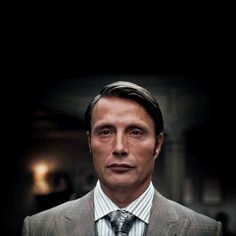 "Hannibal / Dr.Lecter ""You are dangerous. You misspelled seductive."""
