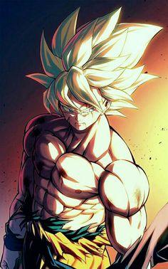 Dragon Ball Z - Luffy anime manga goku naruto farytail tokyo ghoul one piece zoro chopper attack on titan swo kanek - Dragon Ball Gt, Kaneki, Majin, Otaku, Animes Wallpapers, Kakashi, Son Goku, Chibi, Anime Art