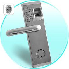 Aegis - Premium Biometric Fingerprint Door Lock with Deadbolt  (Left)