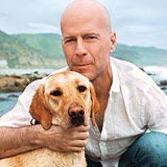 Bruce Willis & Bella