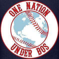 One Nation Under BOS T shirt Design CtrlAltDesign