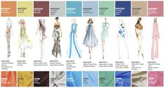 pantone fashion color report spring/summer 2015 http://tr3ndygirl.com