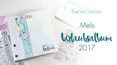 Video-Tutorial | Urlaubsalbum mit dem Julikit | von Mel für www.danipeuss.de