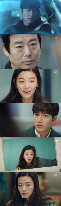 """[Spoiler] """"The Legend of the Blue Sea"""" Jeon Ji-hyeon and Lee Min-ho start living together and Seong Dong-il appears @ HanCinema :: The Korean Movie and Drama Database"""