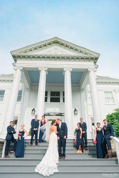 Inn at Mystic Wedding Photos