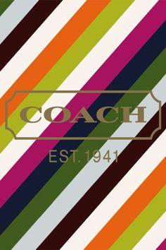 Coach Logo iPhone Wallpaper Download