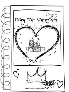 "Currently in the ""FREE DOWNLOAD WINDOW!!"" .... ""Once Upon A Time... Fairy Tale Valentines!"" Click ""FOLLOW ME"" on TPT to receive email notifications of the complete unit upload, as well as MORE upcoming ""Secret Stories"" & ""Bag Ladies"" teaching surprises!!! TheSecretStories.com"